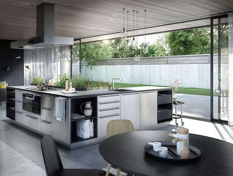 L Vorm Keuken : Kookeiland in l vorm product in beeld startpagina voor keuken