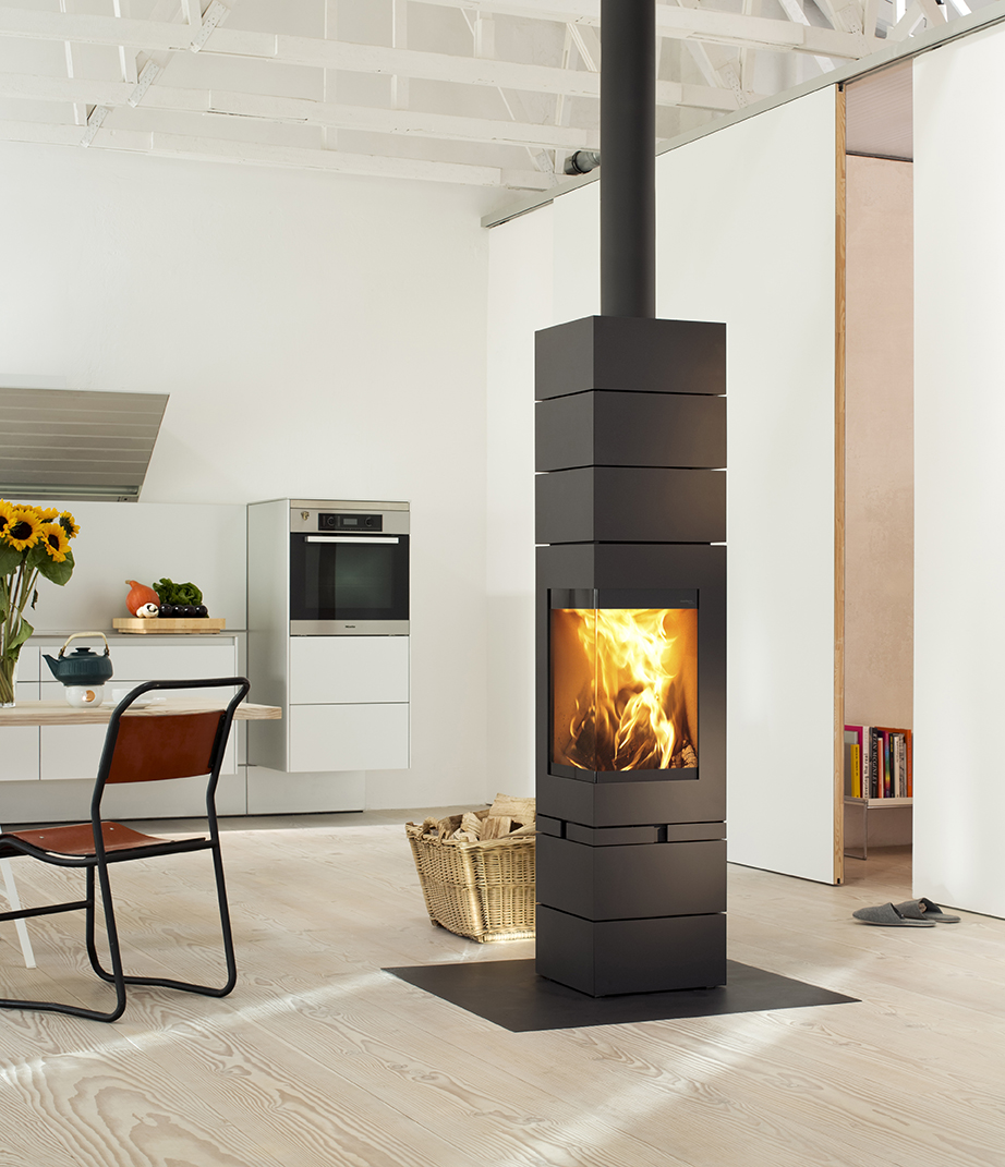Elements Hoek Haard | Skantherm