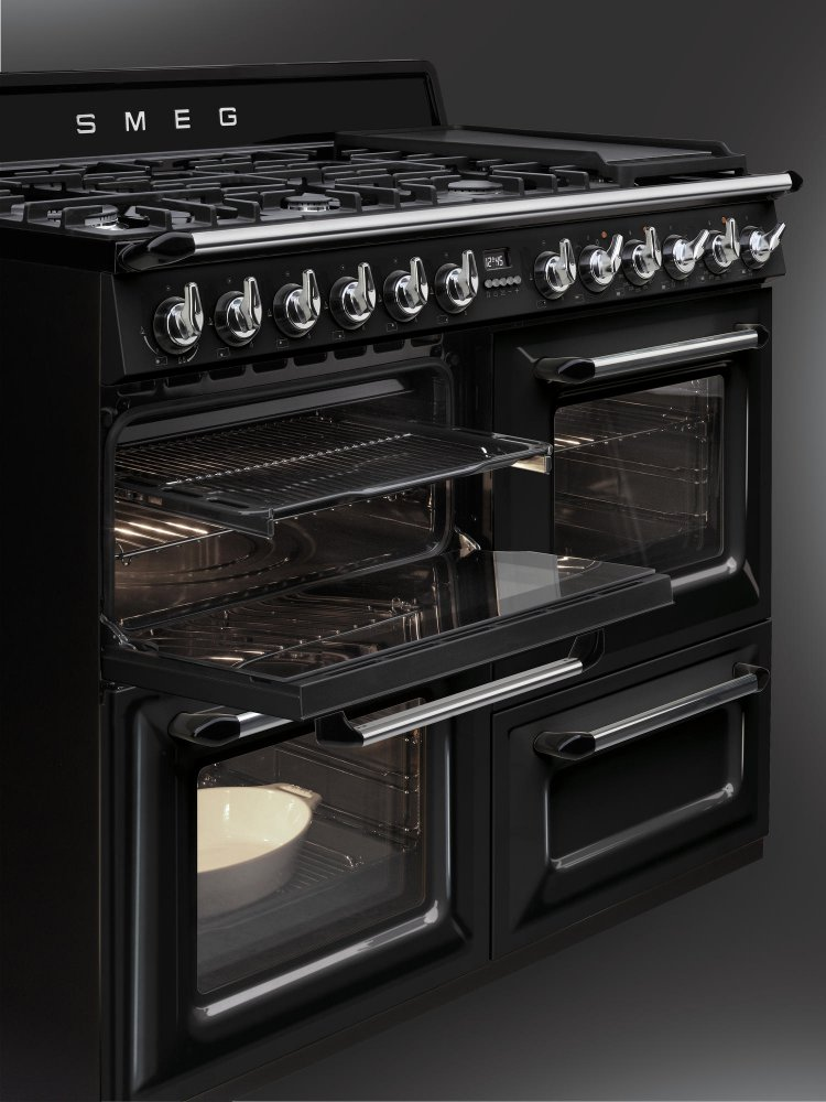 Smeg fornuis victoria tr4110 product in beeld - Test pinche de cocina ...