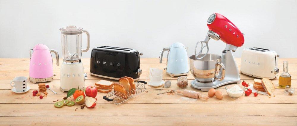 Smeg keukenapparatuur jaren 50