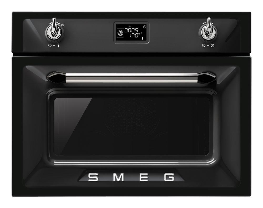 Smeg Küchen smeg oven met magnetronfunctie 45cm lijn product in beeld startpagina voor keuken
