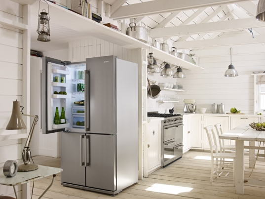 Smeg Side By Side Fq60xp Product In Beeld Startpagina