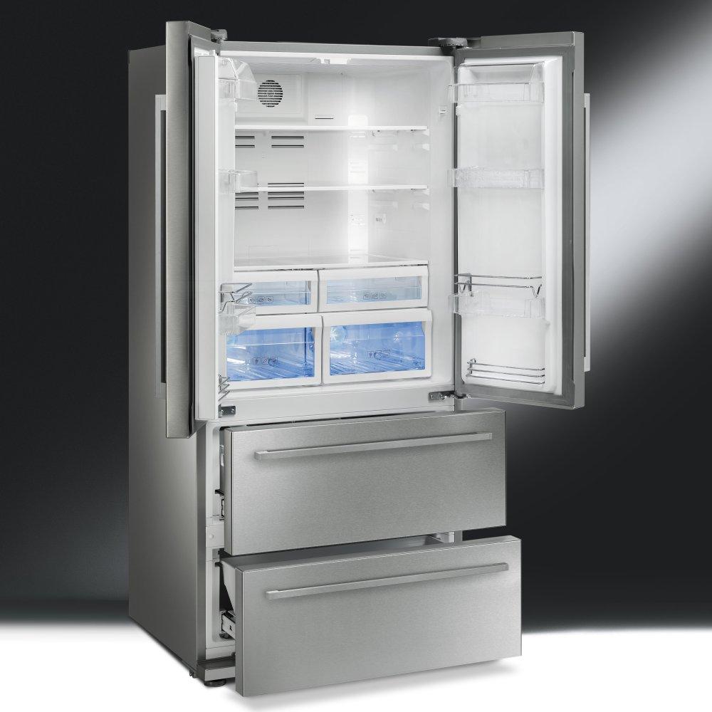 Smeg vrijstaande koel-/vriescombinatie FQ55FX1 - Product ...
