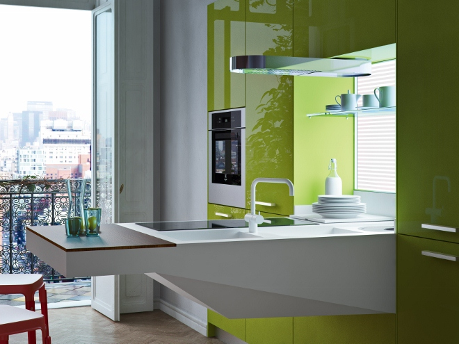 Snaidero board   product in beeld   startpagina voor keuken ideeën ...