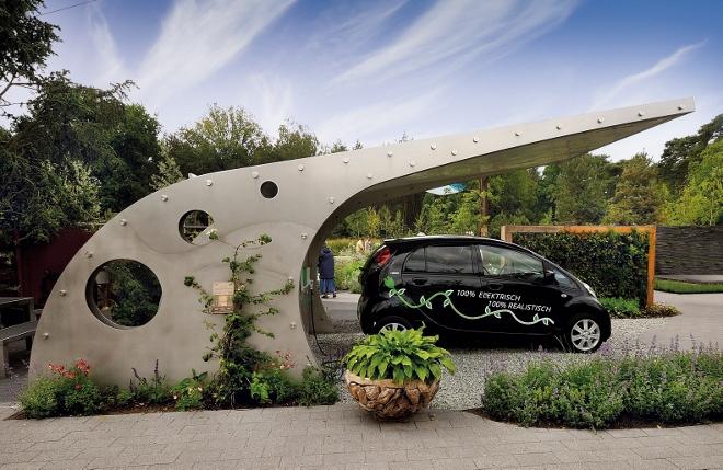 Solar CARPORT | ABK InnoVent