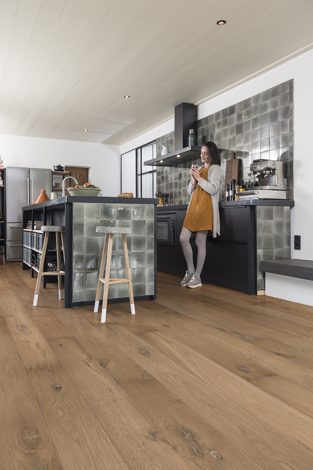 Solidfloor Parketvloer Earth & Fire Upano