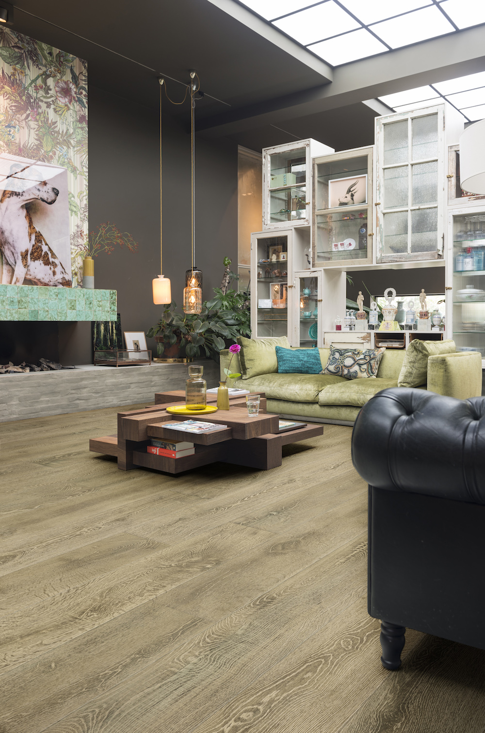 Solidfloor Parketvloer Earth & Fire Krakatao