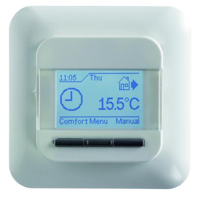 Elektrische vloerverwarming badkamer - Product in beeld ...