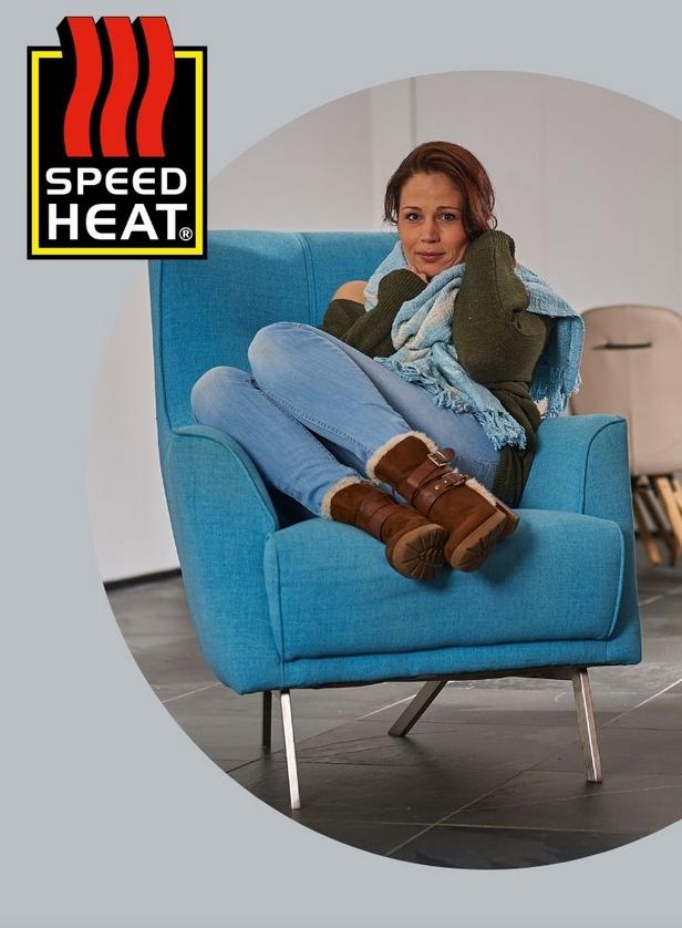 Elektrische vloerverwarming onder tegels | Speedheat