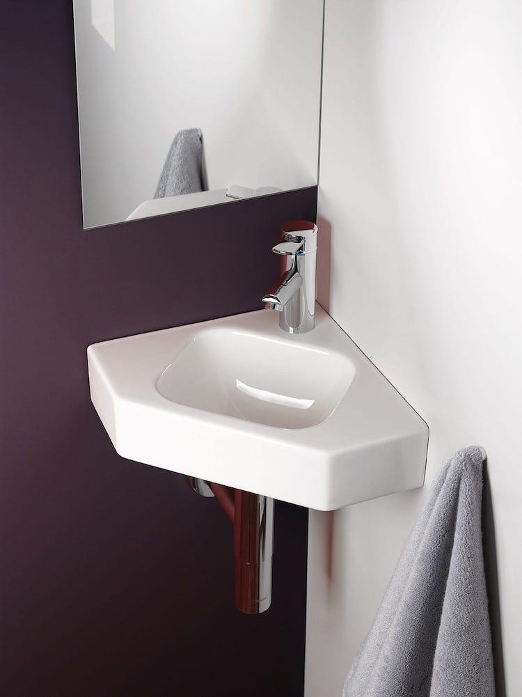 Hoekfontein voor toilet | Sphinx