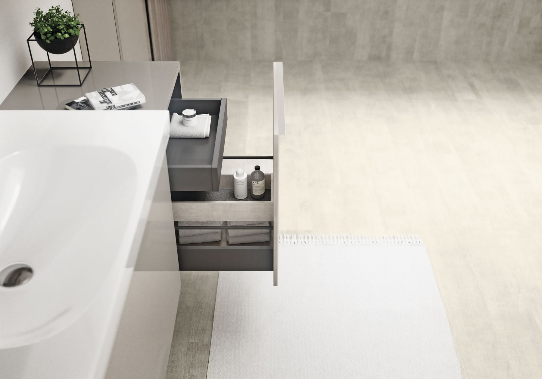 Sphinx badkamerserie Acanto - Product in beeld - Startpagina voor ...