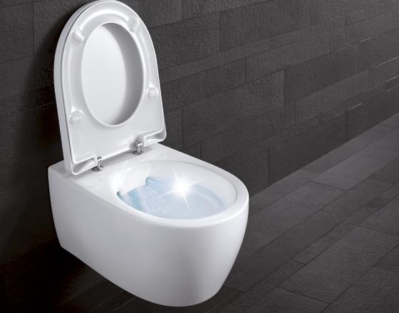 Sphinx Rimfree® toiletten