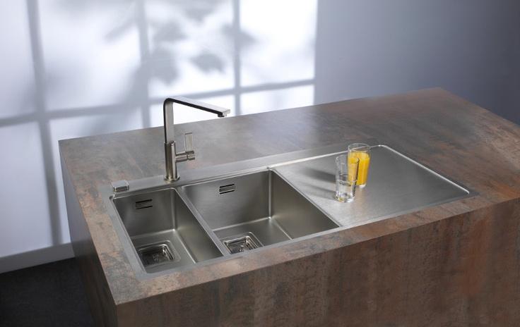 Spoelbak Keuken Rvs : Spoelbak Reginox Nevada – Product in beeld – Startpagina voor keuken