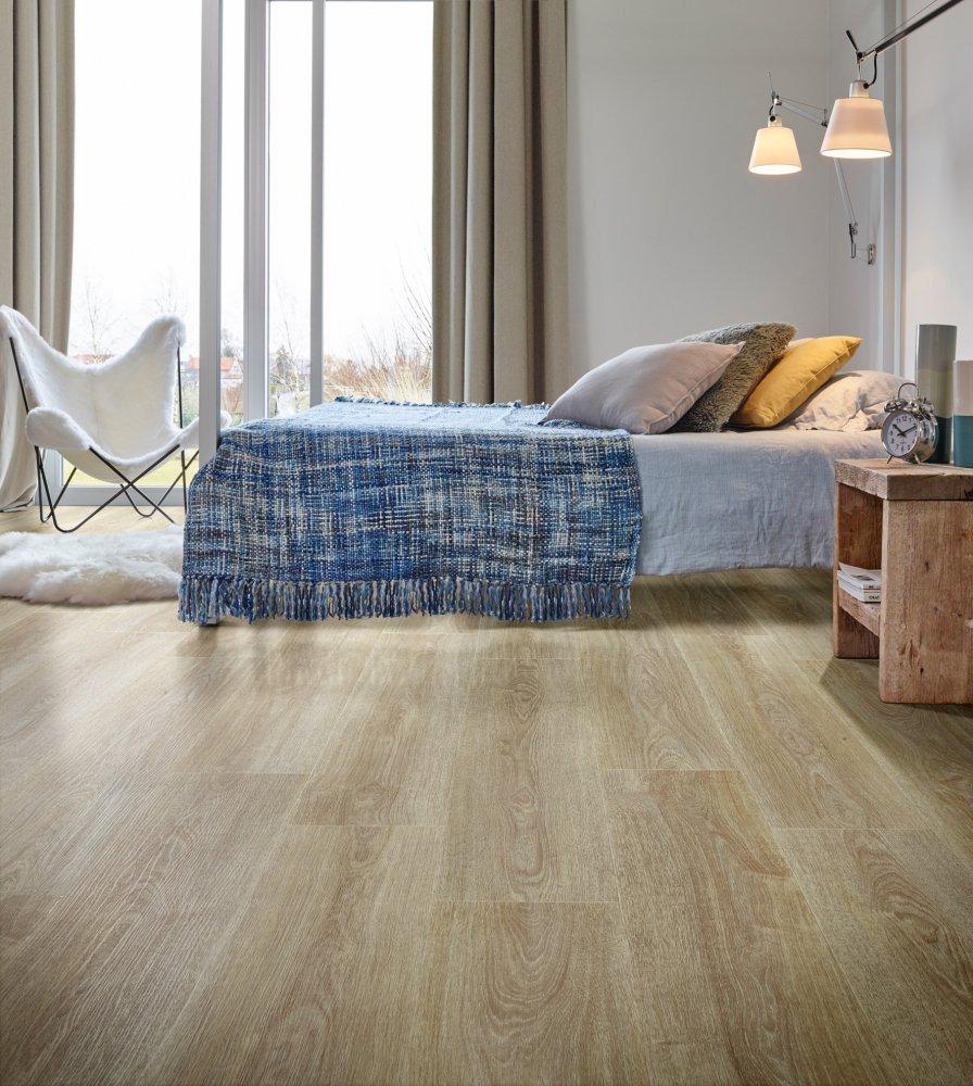 Vinylvloer in de slaapkamer - Product in beeld - Startpagina voor ...