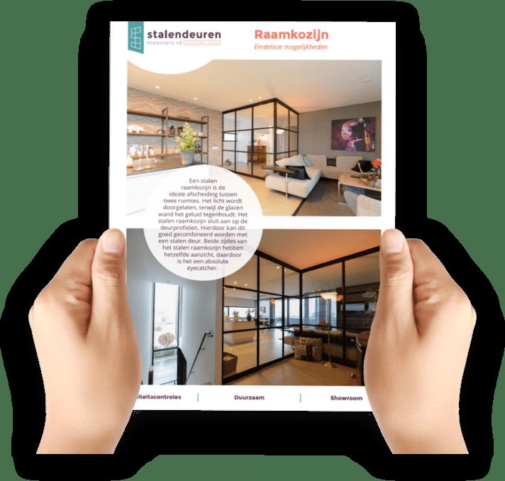 Stalen deuren meesters | Digitale brochure