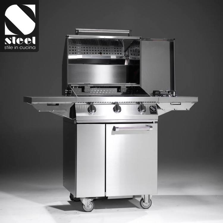 Duurzame BBQ's | Steel