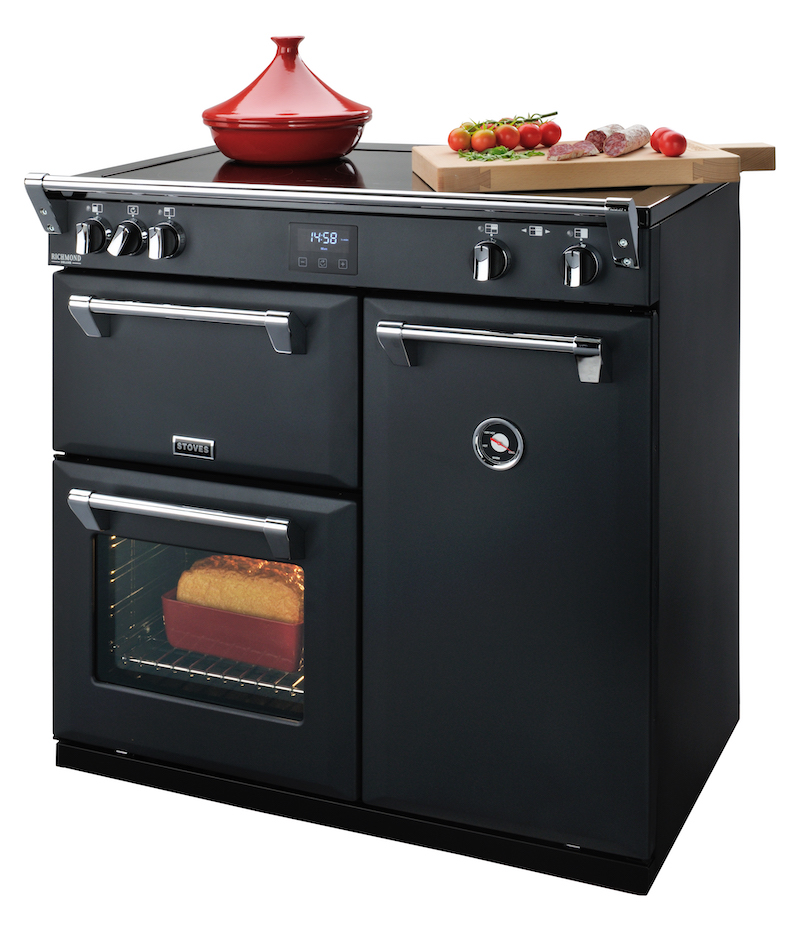Stoves Richmond Deluxe fornuis