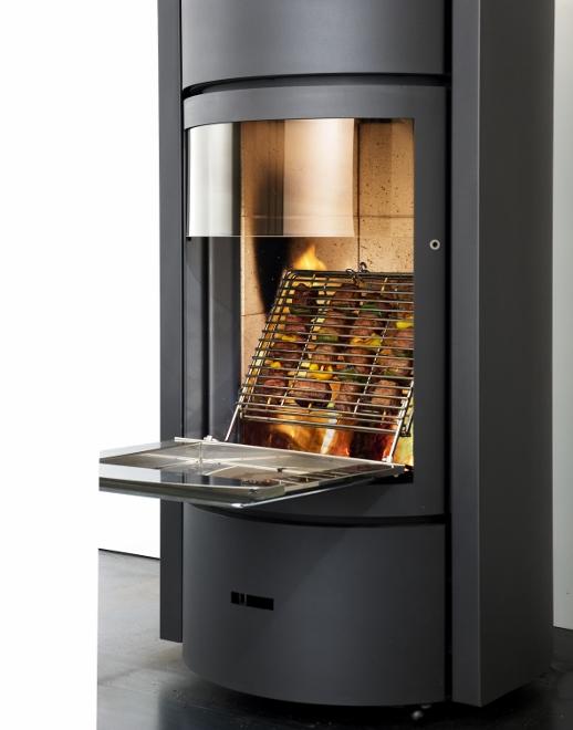 Stv Barbecue Set amp Grill Voor Houtkachel Product In Beeld Startpagina Haarden En