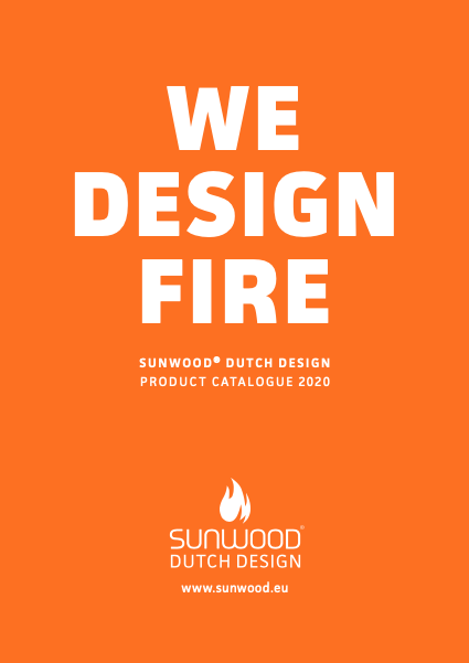 Sunwood tuinhaarden & vuurtafels brochure