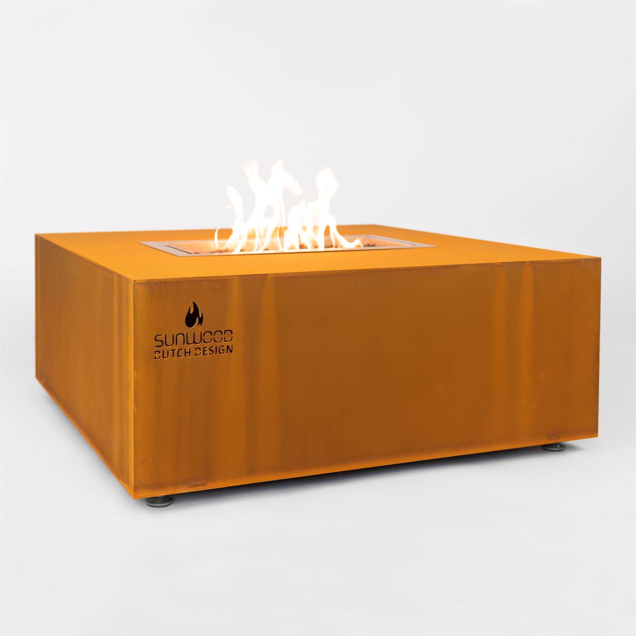 Sunwood Habanero Premium Cortenstaal