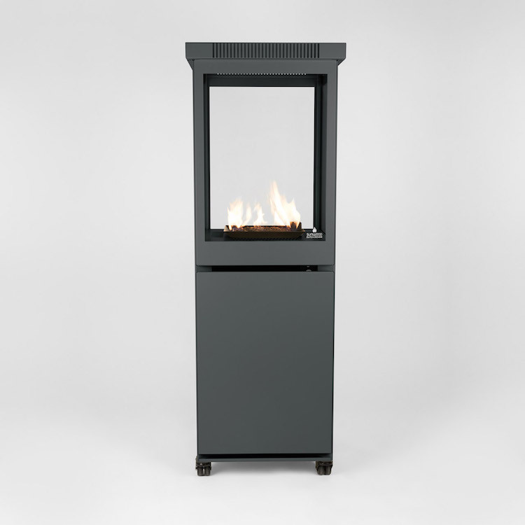 Buitenhaard Marino Anthracite Grey | Sunwood