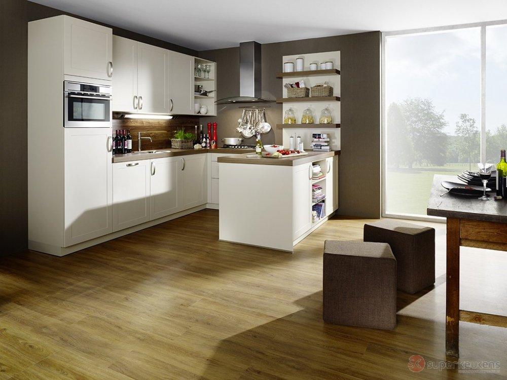 Blauwstaal Keuken : – Product in beeld – Startpagina voor keuken idee?n UW-keuken.nl