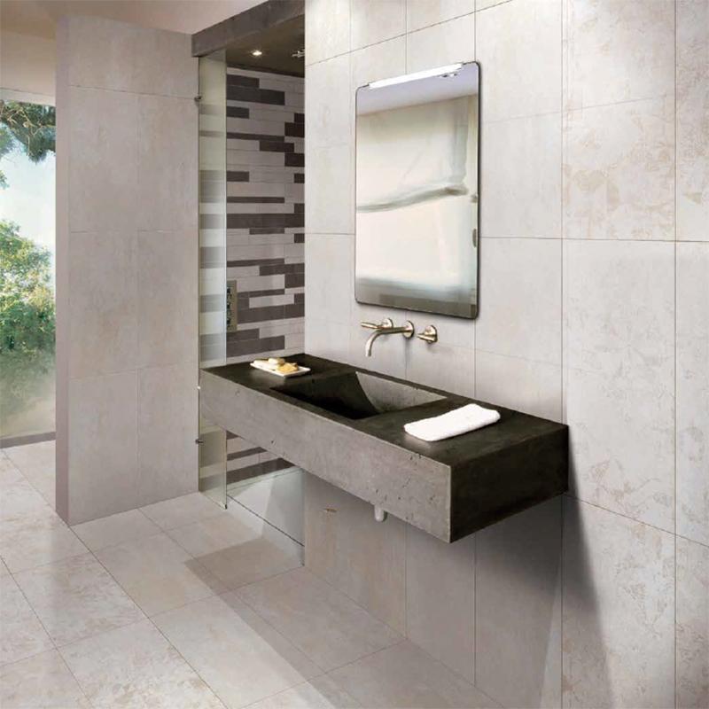 Tegels voor de badkamer - UW-Woonidee