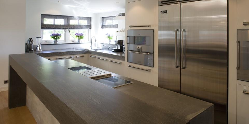 Populair The Living Kitchen Landelijk Moderne keukens - Product in beeld #BU01