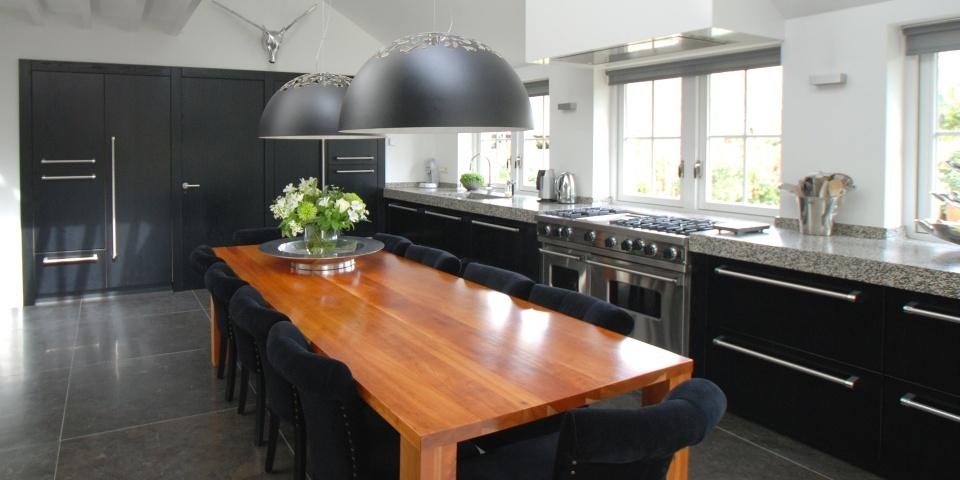 The living kitchen landelijk moderne keukens product in beeld startpagina voor keuken idee n - Foto van moderne keuken ...
