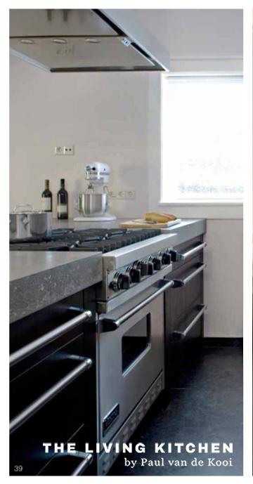 Landelijke keuken met beton | The Living Kitchen