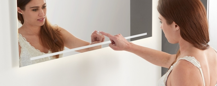 Spiegels met spiegverwarming | Thebalux