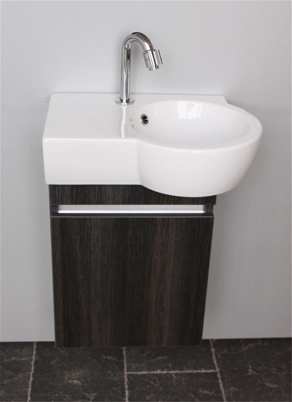 Thebalux toiletmeubel met wastafel Aico - Product in beeld ...