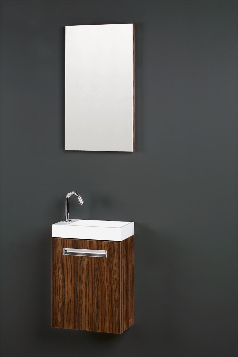 Thebalux toiletmeubel met wastafel Global - Product in beeld ...