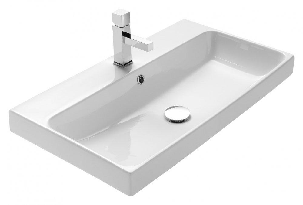 wastafel keramiek Noa - Product in beeld - Startpagina voor badkamer ...