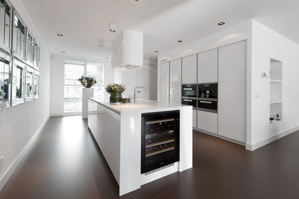 Tieleman exclusief keuken snaidero way product in beeld startpagina voor keuken idee n uw - Bar design keuken ...