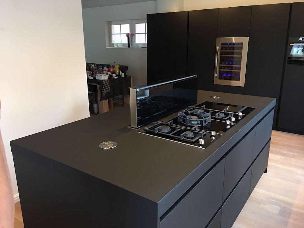 tieleman keukens ultra matte keukens - uw-keuken.nl