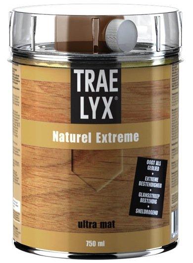 TRAE LYX Naturel Extreme Ultra matte vloerlak