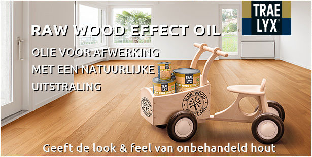Raw Wood Effect Oil | Trae Lyx