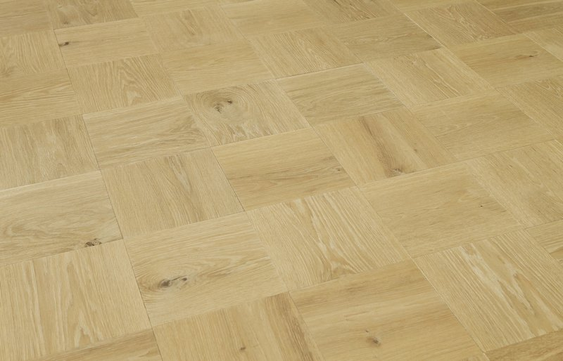 Uipkes houten tegels