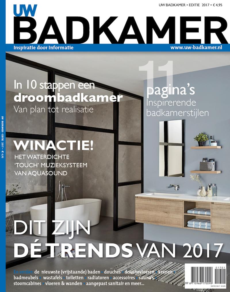uw badkamer magazine 2017 product in beeld startpagina voor