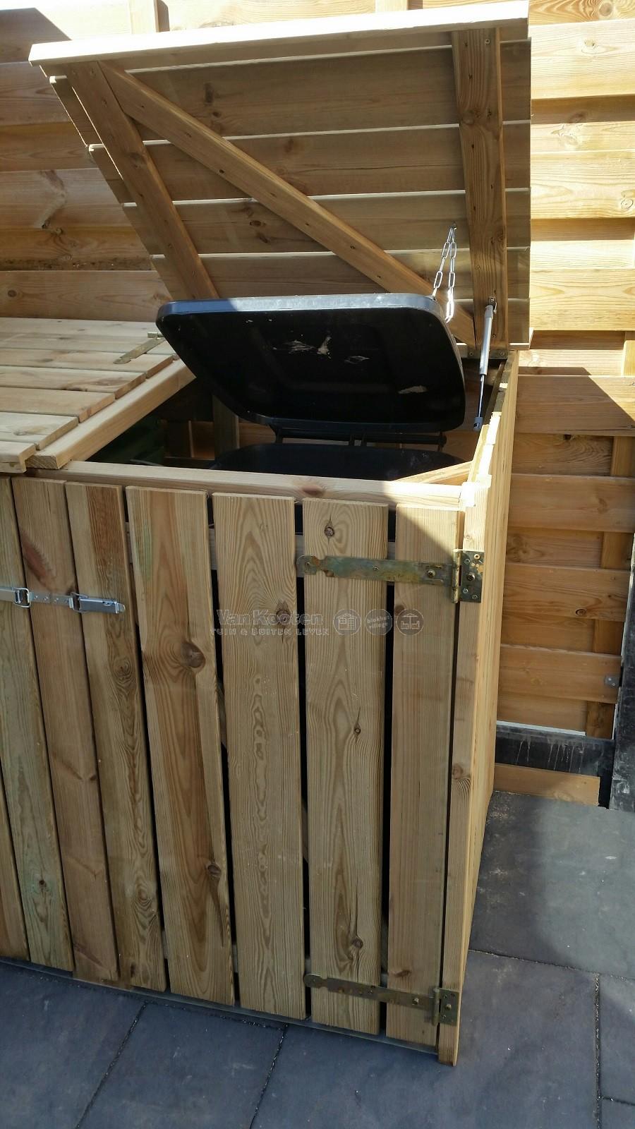 Van Kooten container ombouw