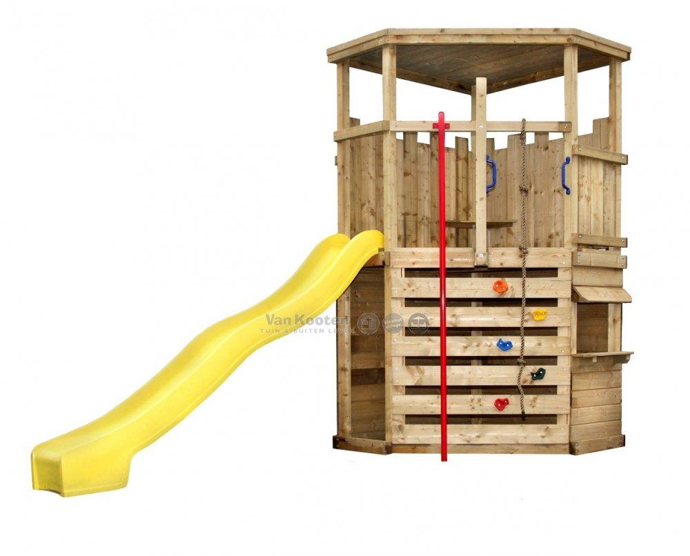 Van Kooten speelhuisjes en speeltoestellen