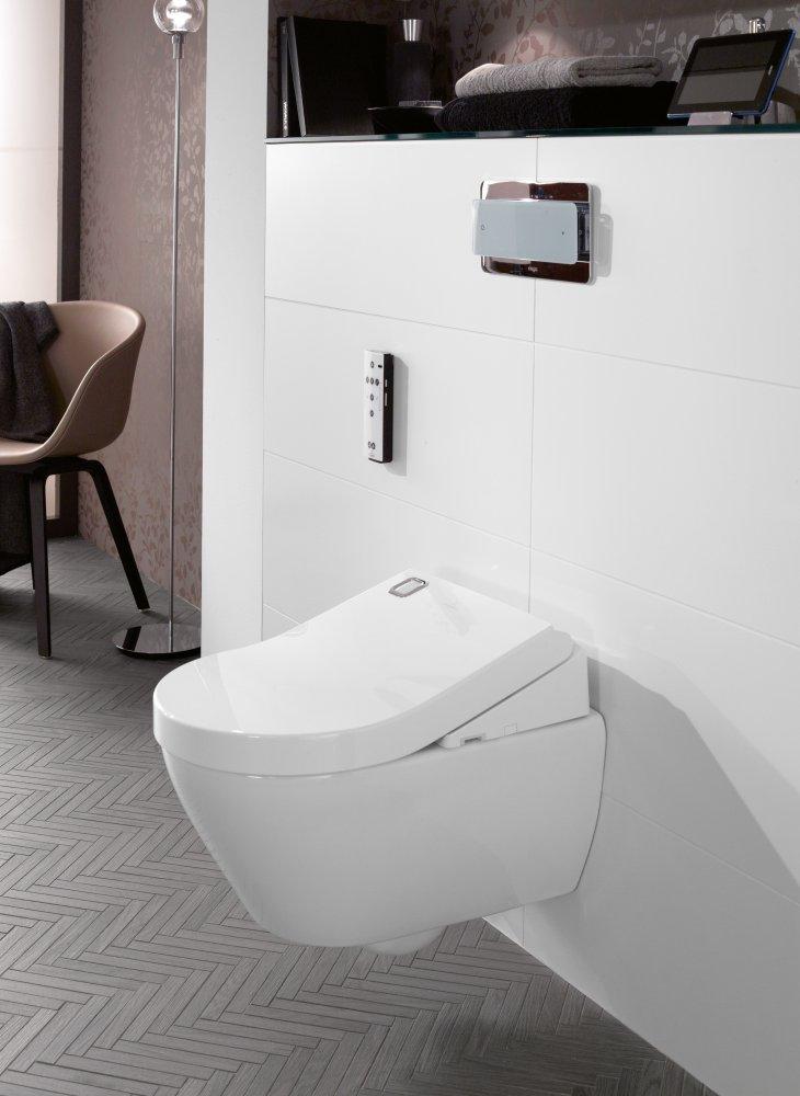 viclean van villeroy boch toilet en bidet uw woonidee. Black Bedroom Furniture Sets. Home Design Ideas