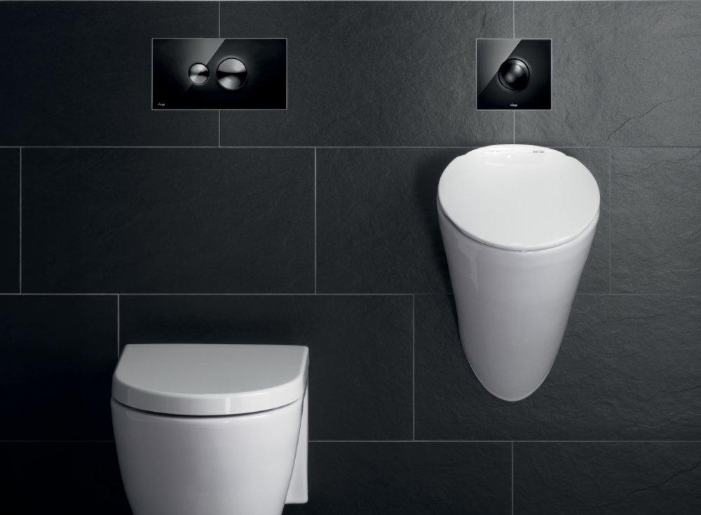 Voorbeeld Deco Wc : Moderne wc inrichting boven het toilet interieur wc