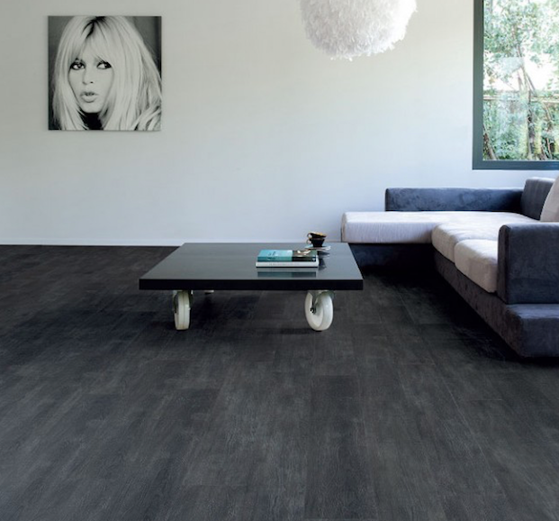 Viligno Vinyl vloer LVT Dark grey oak