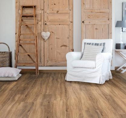 Viligno LVT vloeren traditional oak