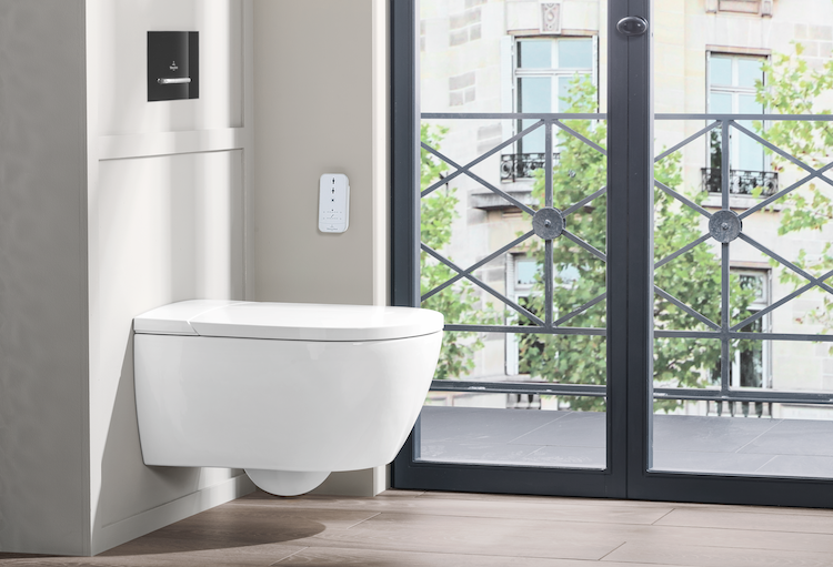 Douche-wc ViClean-I100 | Villeroy & Boch