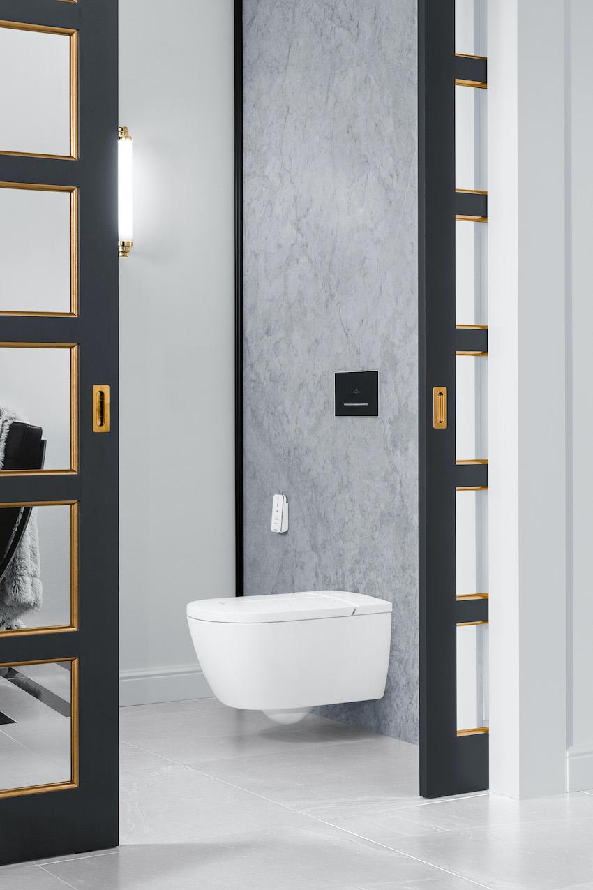 ViClean-I100 het toilet van de toekomst | Villeroy & Boch