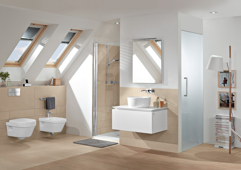 Villeroy boch architectura badkamerlijn product in for Wohnungs ideen
