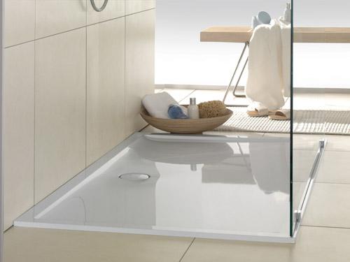 Villeroy boch douchebak futurion flat product in beeld startpagina voor badkamer idee n - Soluzioni per gradino in bagno ...